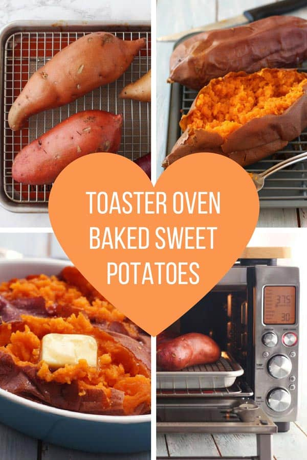 How to cook red potatoes in toaster oven