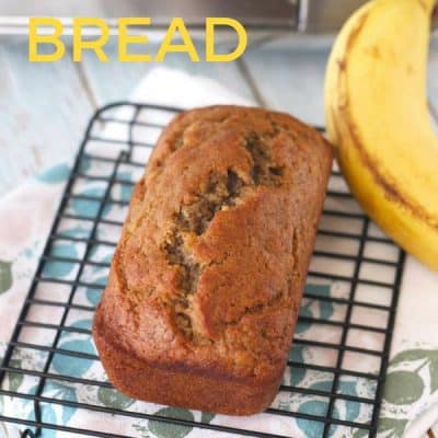 One Banana Banana Bread