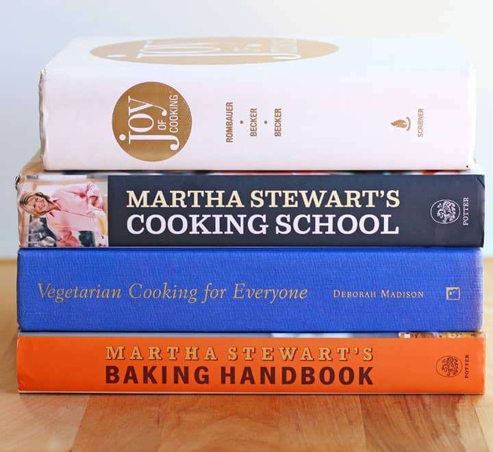 Our Favorite Cookbooks