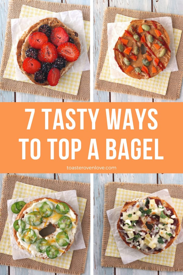 7 Tasty Bagel Toppings