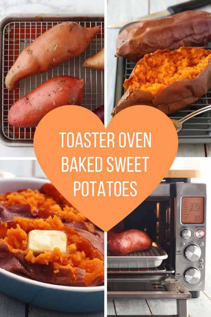 How To Bake Sweet Potatoes In A Toaster Oven