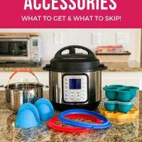 Instant Pot Mini Accessories