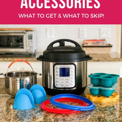 Instant Pot Mini Accessories