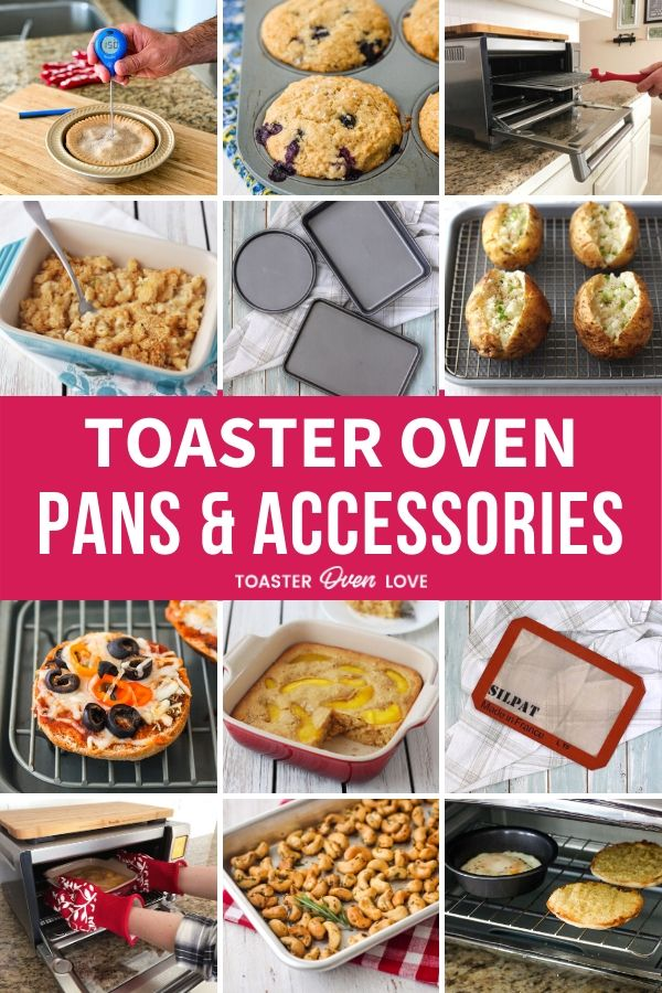 Toaster Oven Pans and Accessories