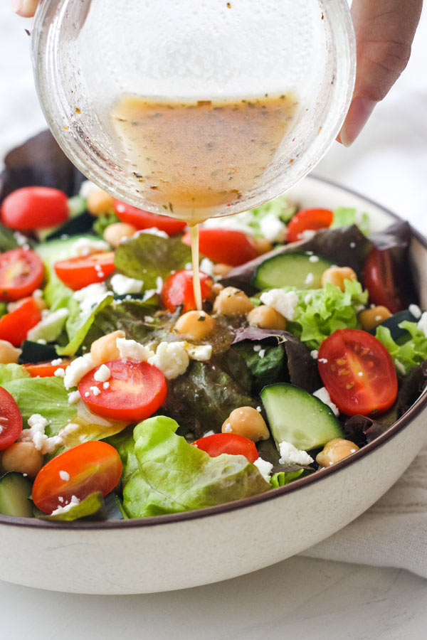 Italian Salad Dressing For Two