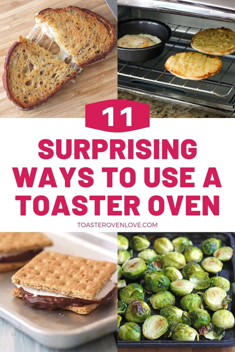 11 Surprising Ways to Use Your Toaster Oven
