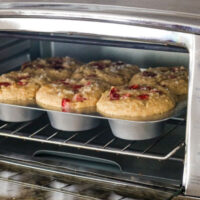 Toaster Oven Muffin Pans