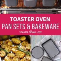 Toaster Oven Pan Sets and Bakeware
