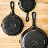 Mini Cast Iron Pans and Skillets