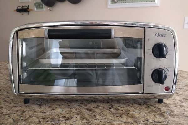 A basic toaster oven will have what you need to cook, but some added functions make it easier.