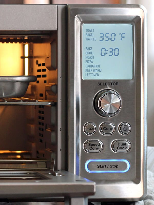 With so many available functions and features, consider the ones you will use when choosing a toaster oven.