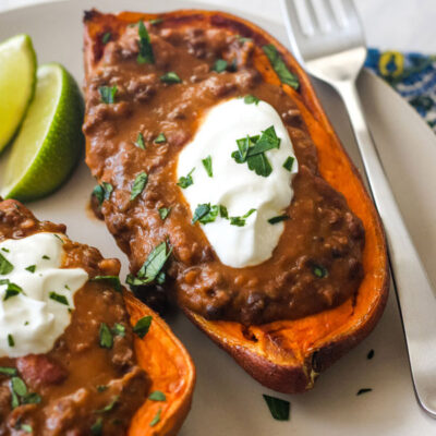 10 Quick and Healthy Sweet Potato Toppings