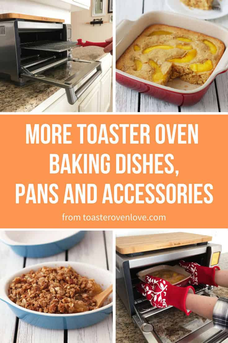 10 New Ideas for Toaster Oven Baking Dishes, Pans and Accessories