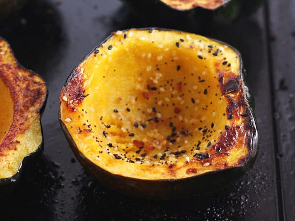 Toaster Oven Acorn Squash Easy Recipe For Two