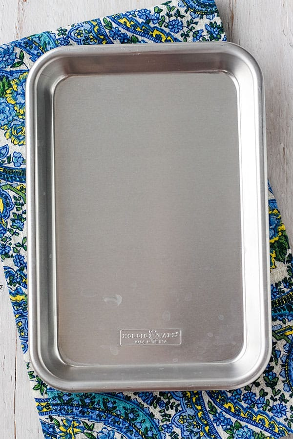 The Perfect Sheet Pan For Small Toaster Ovens