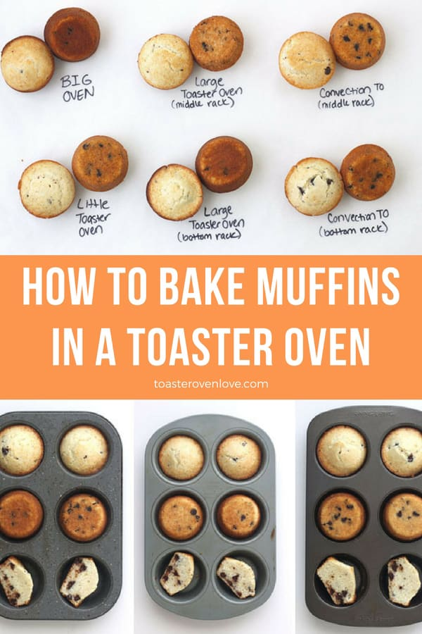 Our Big Fat Toaster Oven Muffin Experiment